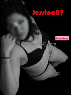 Jessica, escort girl à Bordeaux