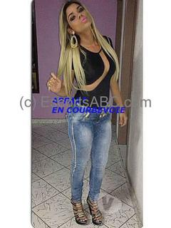BELLA92400, escort girl à Courbevoie