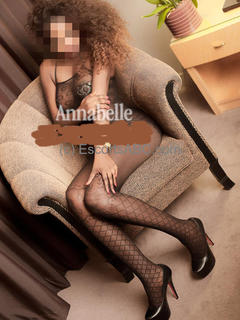 Annabelle, escort girl à Paris