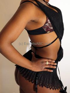 Sherise, escort girl à Paris