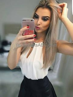 Isabela, escort girl à Paris