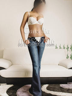 Camellia, escort girl à Paris