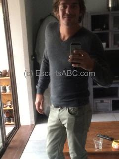 Thomas, escort homme à Paris