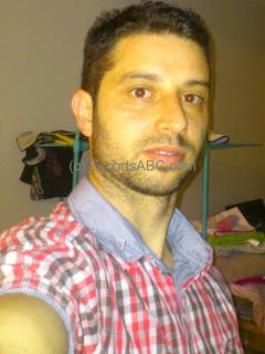 Fabrice, escort boy à Grenoble
