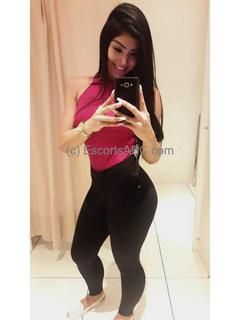 Escort girl Paris - LARISSA à Paris